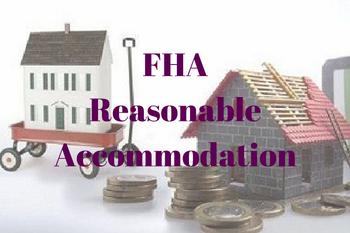 FHA Reasonable Accommodations Webinar