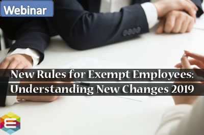 exempt employee rules 2019