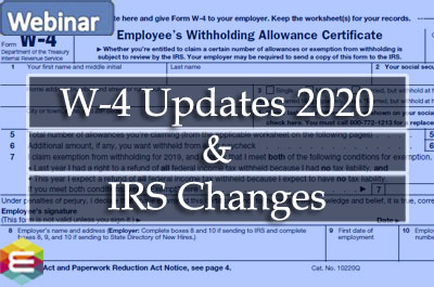 form w 4 changes  IRS Releases New Form W-5 for 5- How it Affects You as an ...