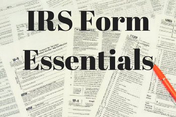 irs-form-essentials