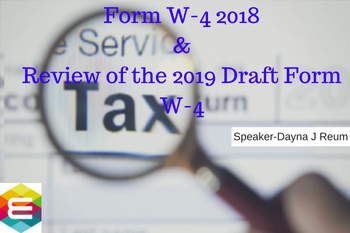 form-w-4-2018-and-review-of-the-2019-draft-form-w-4