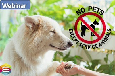 service-animals-emotional-support-animals-and-the-rapidly-evolving-law-what-to-do-when-noah's-ark-comes-to-your-campus