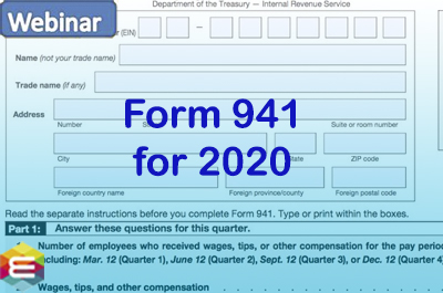 form-941-for-2020-what-you-need-to-know