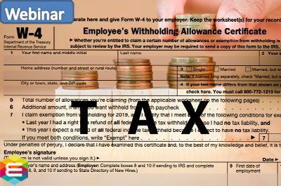 payroll-and-form-w-4-update